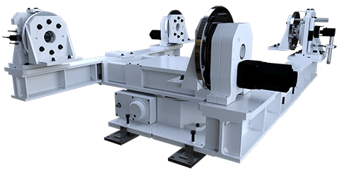 WEISS 3 AXIS - H-FRAME