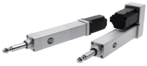 WEISS PC Electric Cylinders